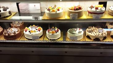 korean cake