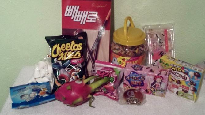 korean goodies